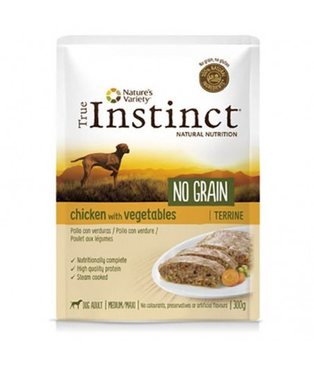 True Instinct No Grain Pollo Medium / Maxi Adult PETUSO amor y mascotas