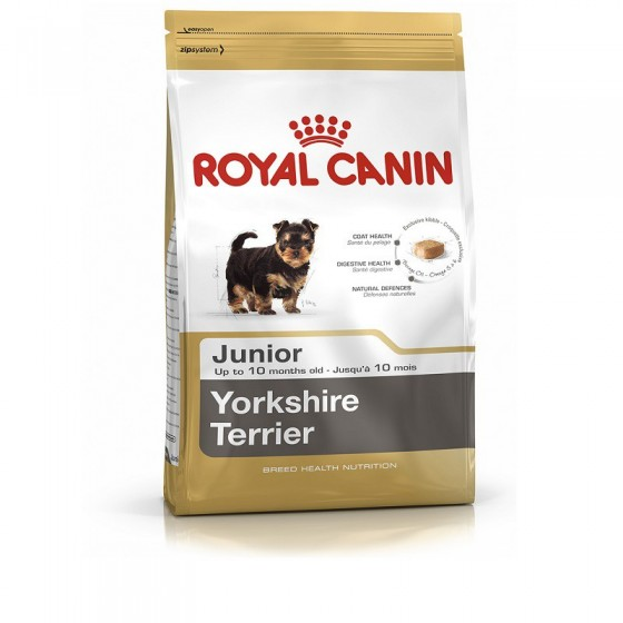 Royal Canin Yorkshire Junior en PETUSO. Amor y mascotas.